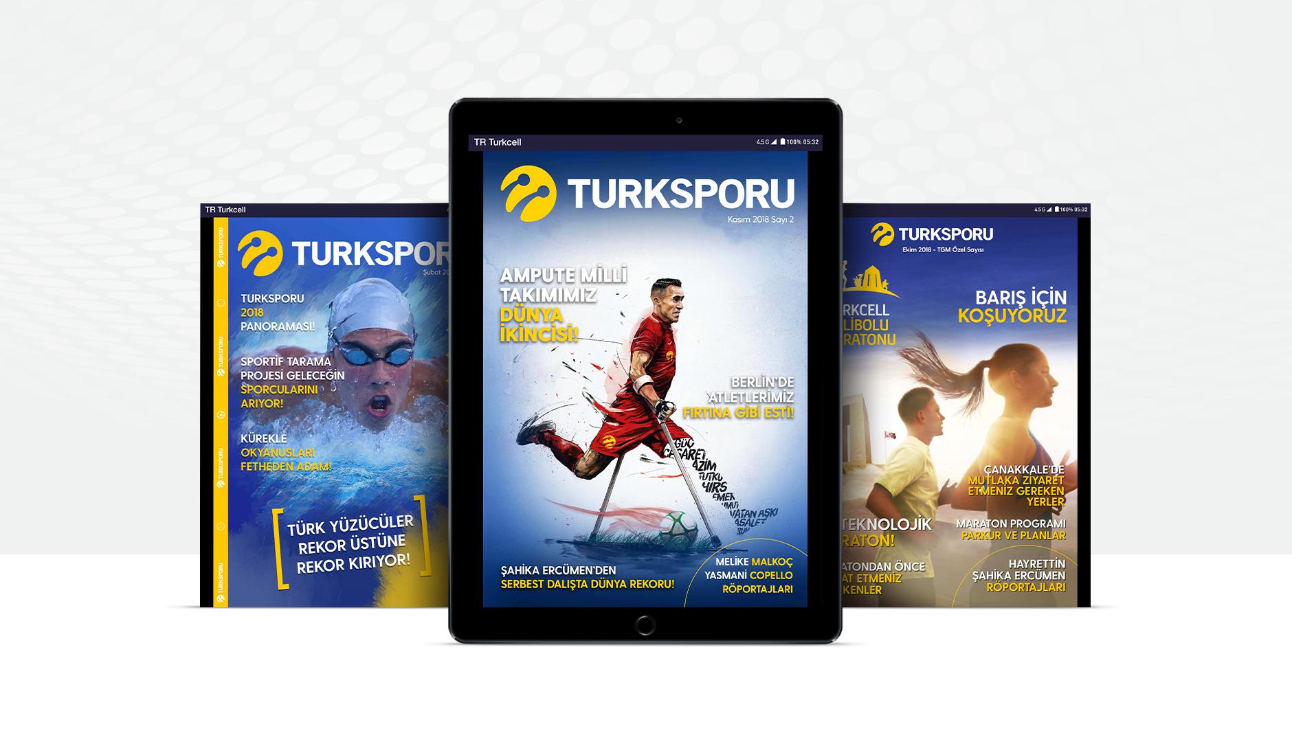 Turksporu Dergi