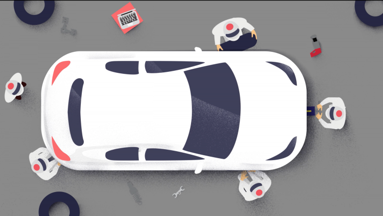 Rally – Animation Video